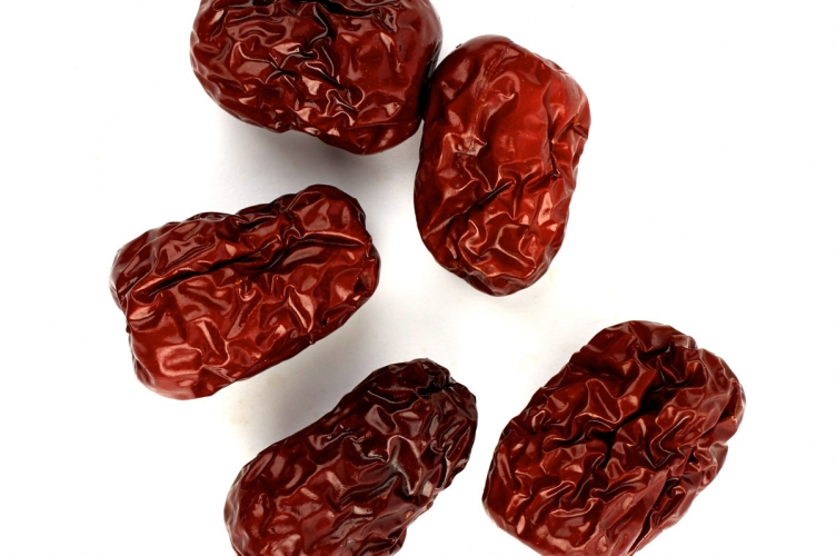 Jujube Or Red Date Dried Crazy Korean Cooking